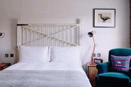 hotel londen artist residence london