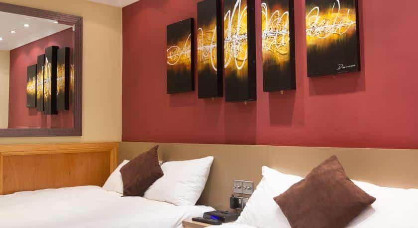 hotel londen Excelsior Hotel