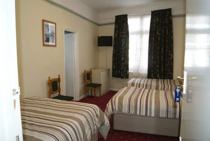 hotel London stanley house hotel